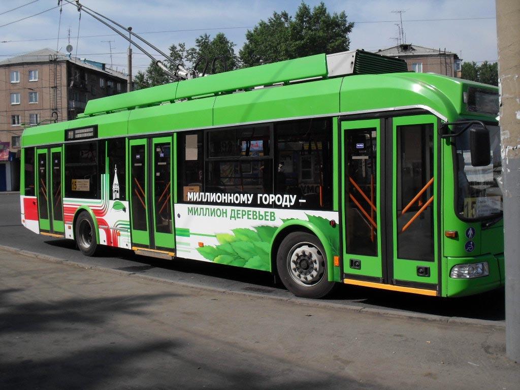 транспорт красноярск #11